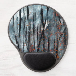 Abstract Art - Suffocate Gel Mouse Pads
