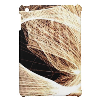abstract art swirls - abyss case for the iPad mini