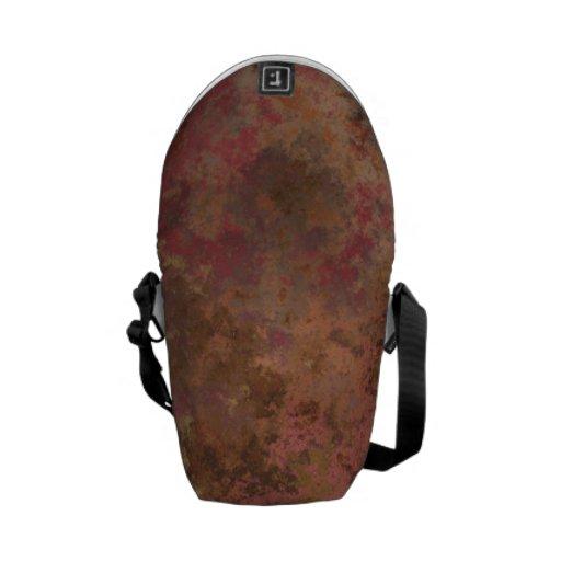 Abstract Art Texture TPD Messenger Bag