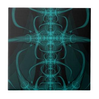 Abstract art tile