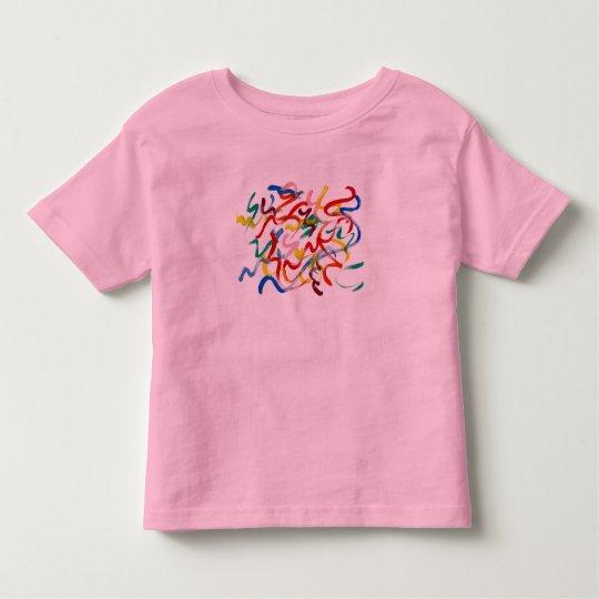 Abstract Art Toddler T-shirt