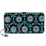 Abstract Art Travel Speakers