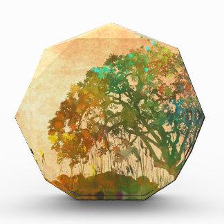 abstract Art Tree Award