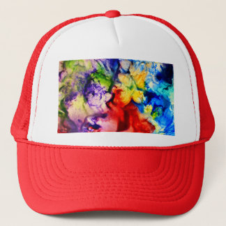 Abstract, Art,Trucker Hat