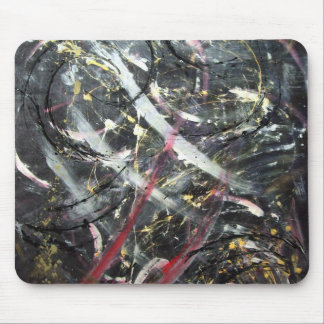 Abstract Art - Ultionis Mouse Pad