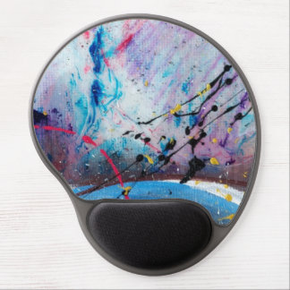 Abstract Art - Vale Gel Mouse Mats