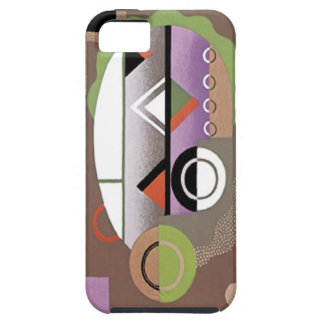 Abstract Art Valmier iPhone 5 Case