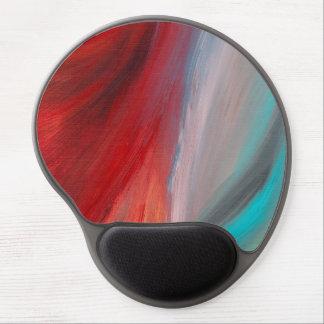 Abstract Art - Venefirous Gel Mousepad