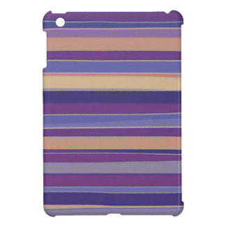 Abstract art | Vintage stripes pattern iPad Mini Cover