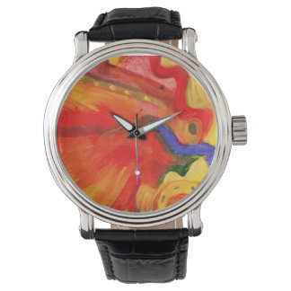 Abstract Art Watch