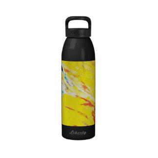 Abstract Art Drinking Bottle