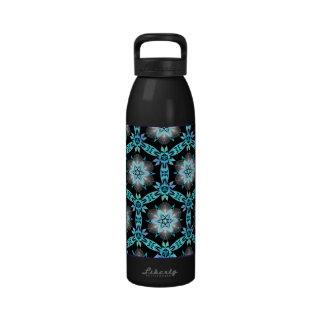 Abstract Art Reusable Water Bottles