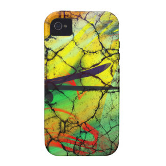 Abstract Art - Web of Lies Vibe iPhone 4 Cases