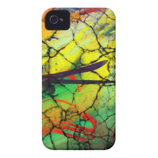 Abstract Art - Web of Lies iPhone 4 Cover