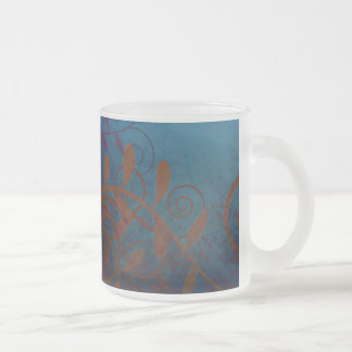 Abstract Art Whimsy Contrast Mugs