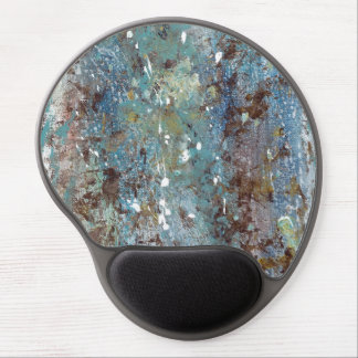 Abstract Art - Wild Growth Gel Mouse Pads