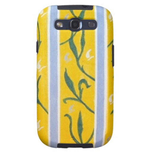 Abstract Art Work Samsung Galaxy SIII Cover