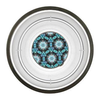 Abstract Art Pet Bowl