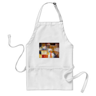 Abstract Artwork Adult Apron