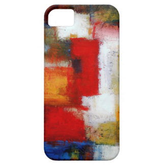 Abstract Artwork iPhone 5 Case