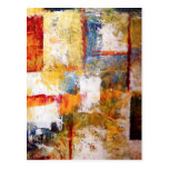 Abstract Artwork Post Cards