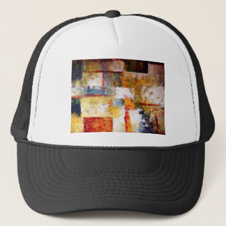 Abstract Artwork Trucker Hat