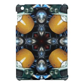 Abstract Auto Artwork One iPad Mini Covers