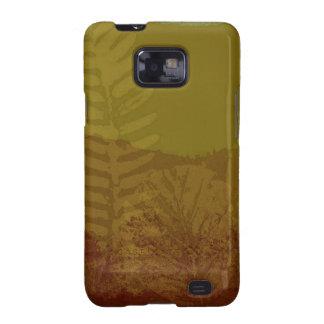 Abstract Autumn Landscape Samsung Galaxy S Case