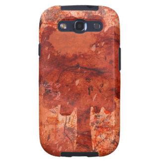 Abstract Autumn Tree Samsung Galaxy S Case