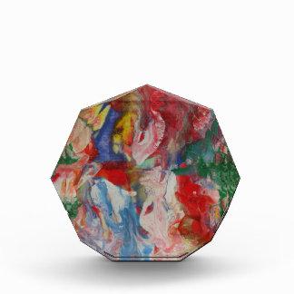 Abstract Acrylic Award