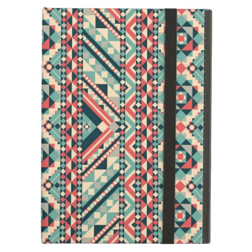 Abstract Aztec Pattern Cover For iPad Air