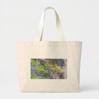 abstract-b large tote bag