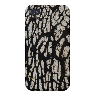 Abstract b/w  iPhone 4/4S case