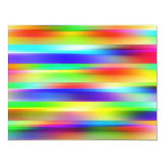 Abstract Background 4.25x5.5 Paper Invitation Card