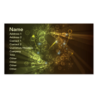 abstract background.ai Double-Sided standard business cards (Pack of 100)