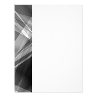 Abstract-Background GRAY GRAYS SILVER DIGITAL RAND Letterhead
