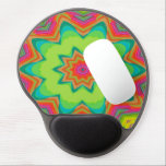 "Abstract Background Green Colorful Gel Mouse Pad<br><div class=""desc"">Great Abstract Art Pattern. Get this Today!</div>"