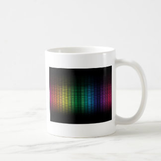 Abstract Background Coffee Mugs