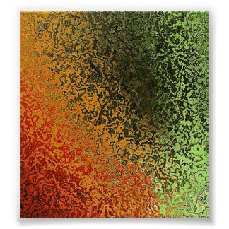 Abstract Background Print