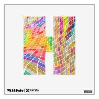 Abstract Background Wall Decal