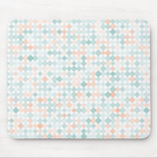 Abstract background with mixed small spots mouse pad