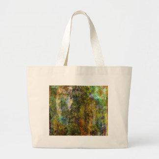 Abstract Jumbo Tote Bag