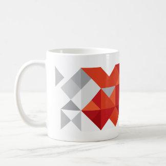 Abstract Bahrain Flag, Bahraini Colors Mug