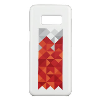 Abstract Bahrain Flag, Bahraini Colors Phone Case