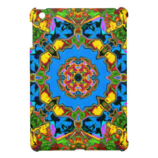 Abstract Balance of Color Cover For The iPad Mini