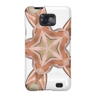 Abstract Ballet Shoes Kaleidoscope Galaxy S2 Covers