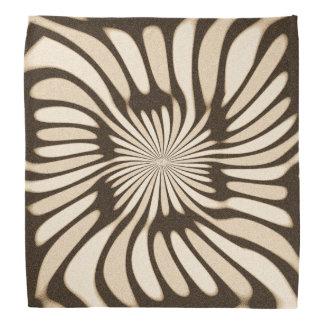 abstract bandana