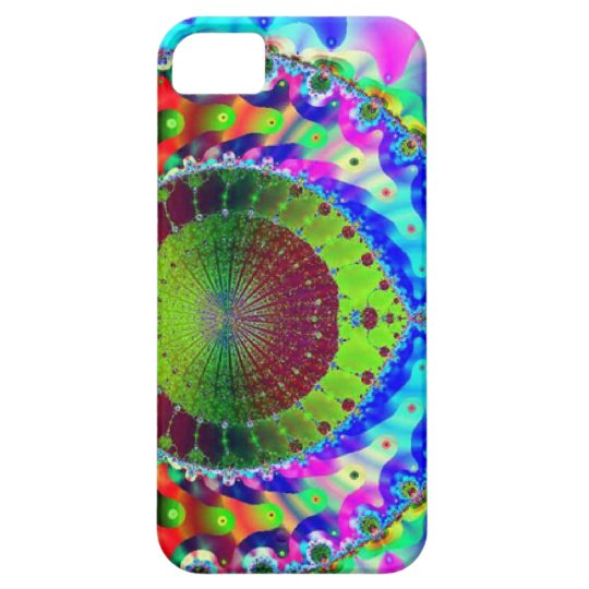 Abstract Barely There iPhone 5 Case