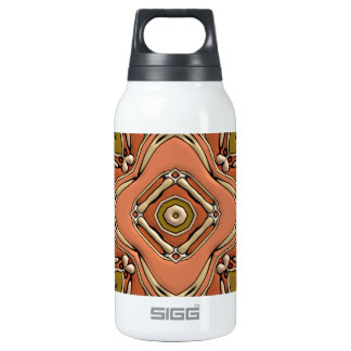 Abstract Bas-relief Kaleidoscope.Nouveau Art Style SIGG Thermo 0.3L Insulated Bottle