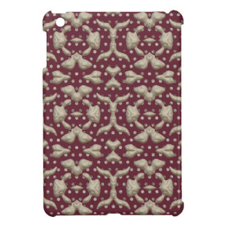 Abstract Bas-relief Sculptures Texture. Stylish iPad Mini Cases